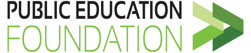 Public Education Foundation Retina Logo