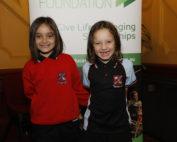 2 primary school children