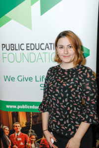 Public Education Foundation Civic Reception 2017